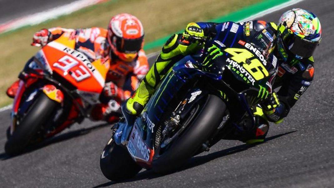 Counterorder, no hay carrera virtual de MotoGP para Rossi en Mugello