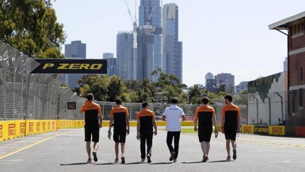 , Cuarentena para el equipo de McLaren: «Muy bien» –, Noticia Sport, Noticia Sport