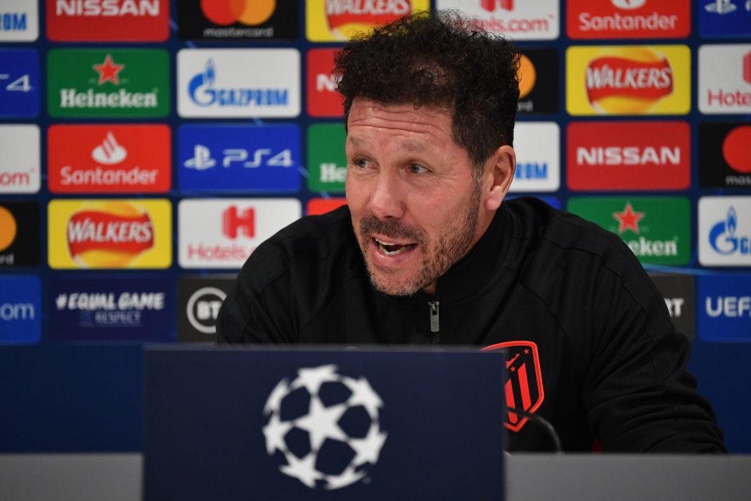, El Atlético de Madrid se enfrenta a una prueba que define la temporada en Anfield, Noticia Sport, Noticia Sport
