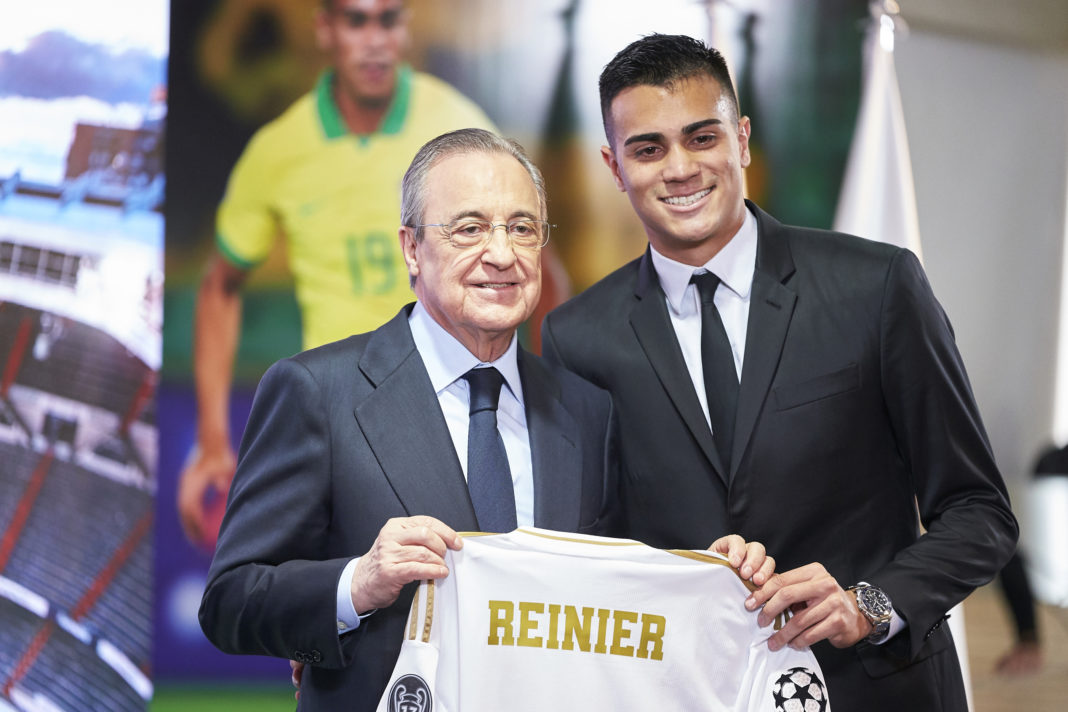 El Real Madrid está minando una nueva generación de Galacticos directamente desde Brasil