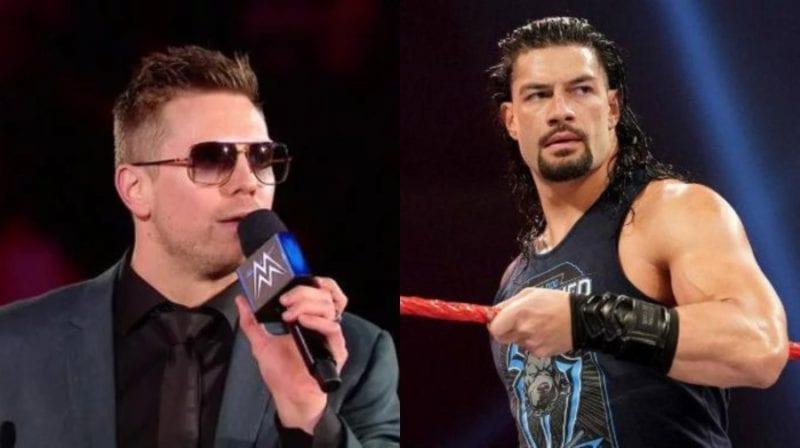 El backstage de The Miz se está sobrecalentando, haciendo una aparición en el WWE Performance Center