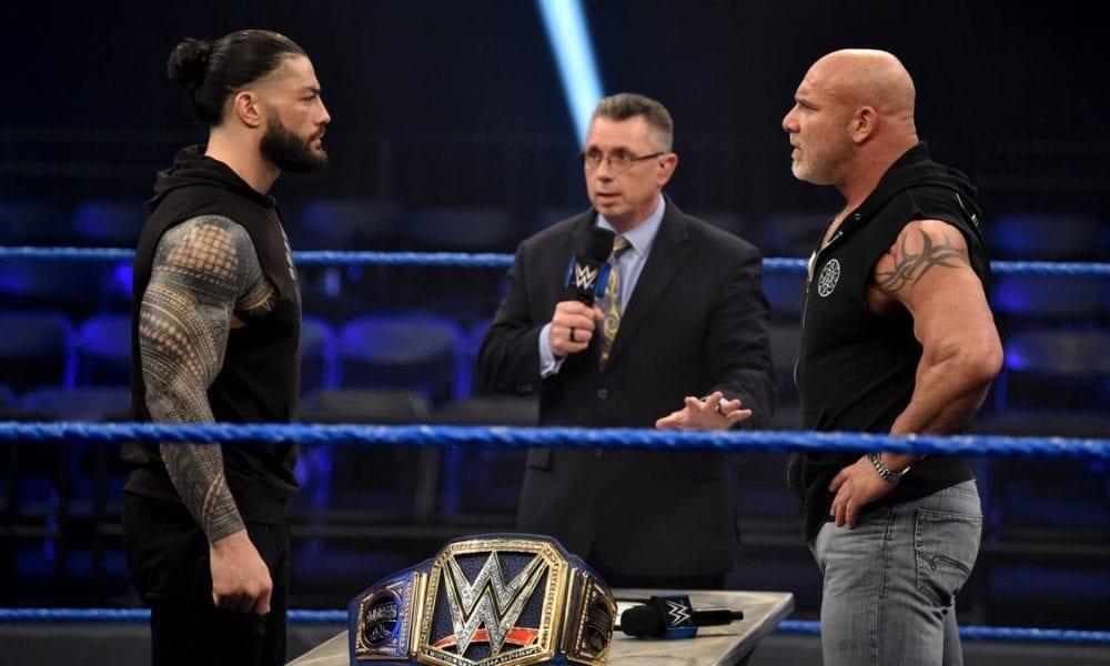 Hitman: el banco de Roman Reigns en WWE WrestleMania