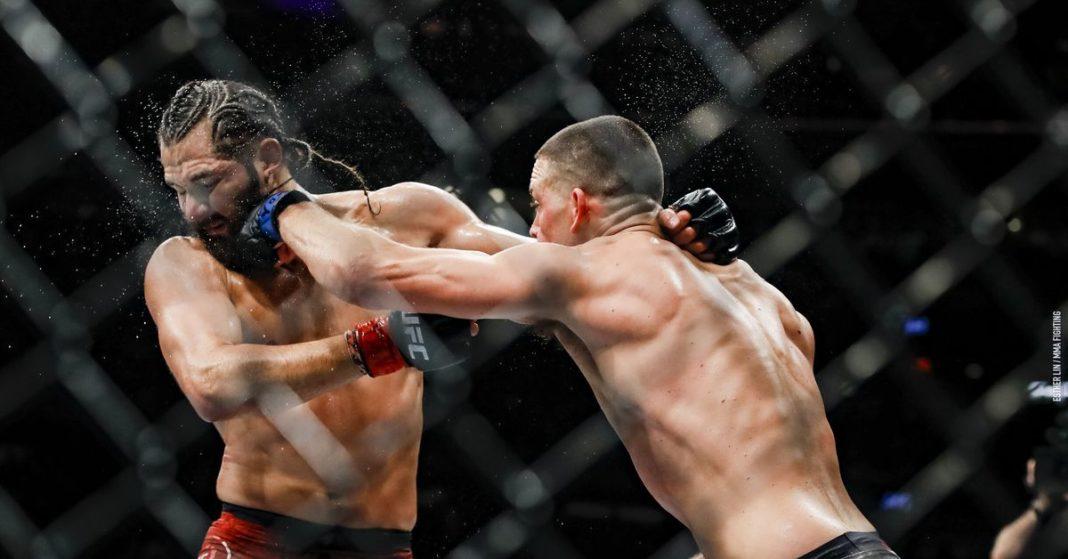 Sin contenido deportivo nuevo, la repetición de UFC es el segundo juego de ESPN