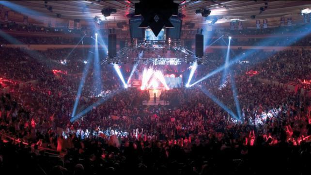 WWE Madison Square Garden Show anuncia nueva fecha