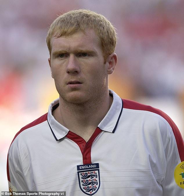 , Joe Cole desea que Paul Scholes haya jugado en la Copa Mundial 2006 y critica las tácticas de Sven-Goran Eriksson, Noticia Sport, Noticia Sport