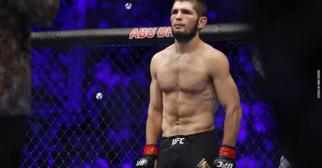 Declaración de Khabib Nurmagomedov sobre el estado de UFC 249: