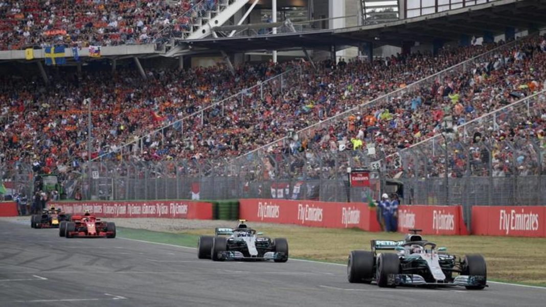 Fórmula 1, Hockenheim negocia para entrar en la Copa Mundial 2020 -