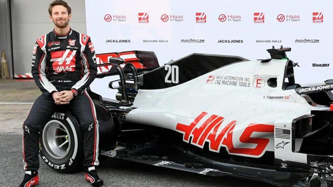 F1, Grosjean funda su equipo de eSports: R8G Sim Racing -