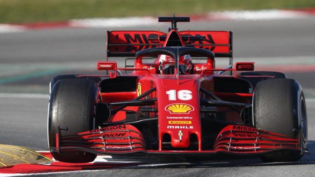 F1, Leclerc es la estrella del segundo GP virtual de la temporada -