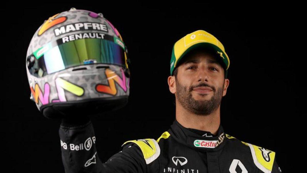 F1, Ricciardo y renovación con Renault: 'Ahora estamos parados' -