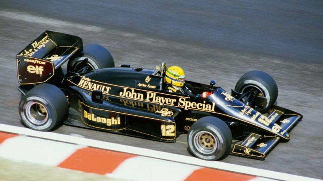 Lotus, un podcast durante 35 años del primer éxito de Senna: