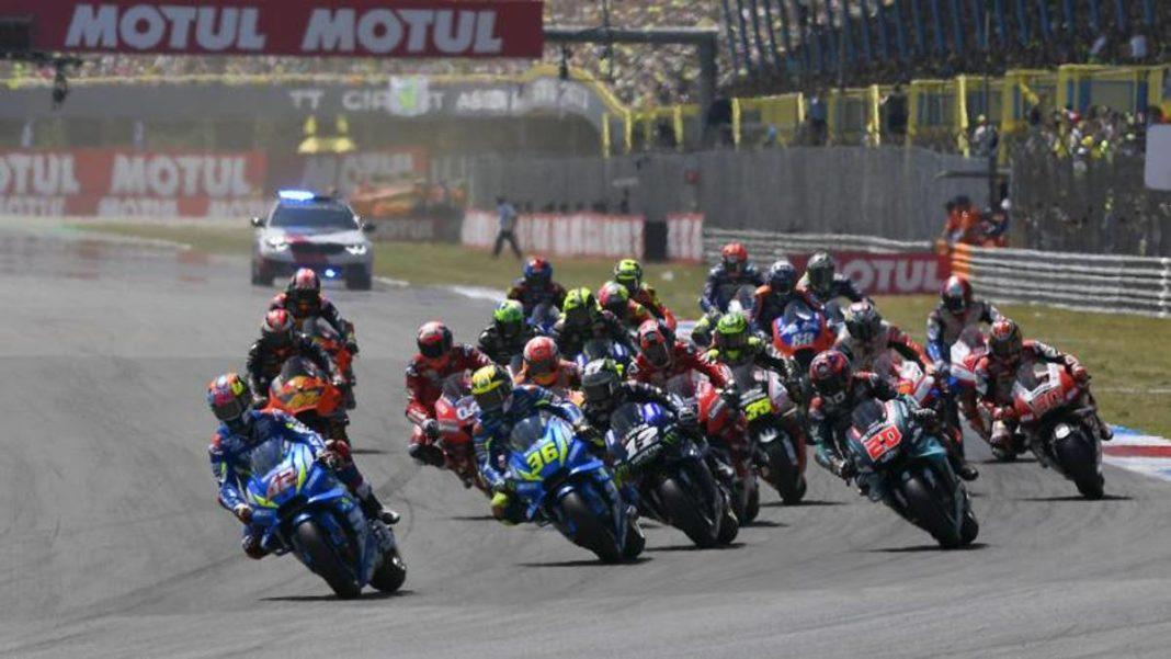 MotoGP, los GP de Alemania, Holanda y Finlandia cancelados. Ezpeleta: