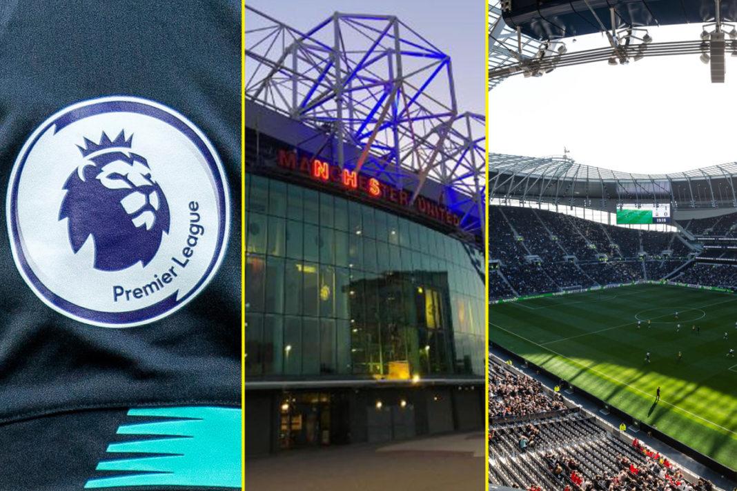 Noticias deportivas EN VIVO: Anthony Joshua desafía a Tyson Fury, los elegantes gestos del NHS del Chelsea y el Manchester United, el PGA Tour se reanudará en junio, ¿Amazon patrocinará el estadio Tottenham?