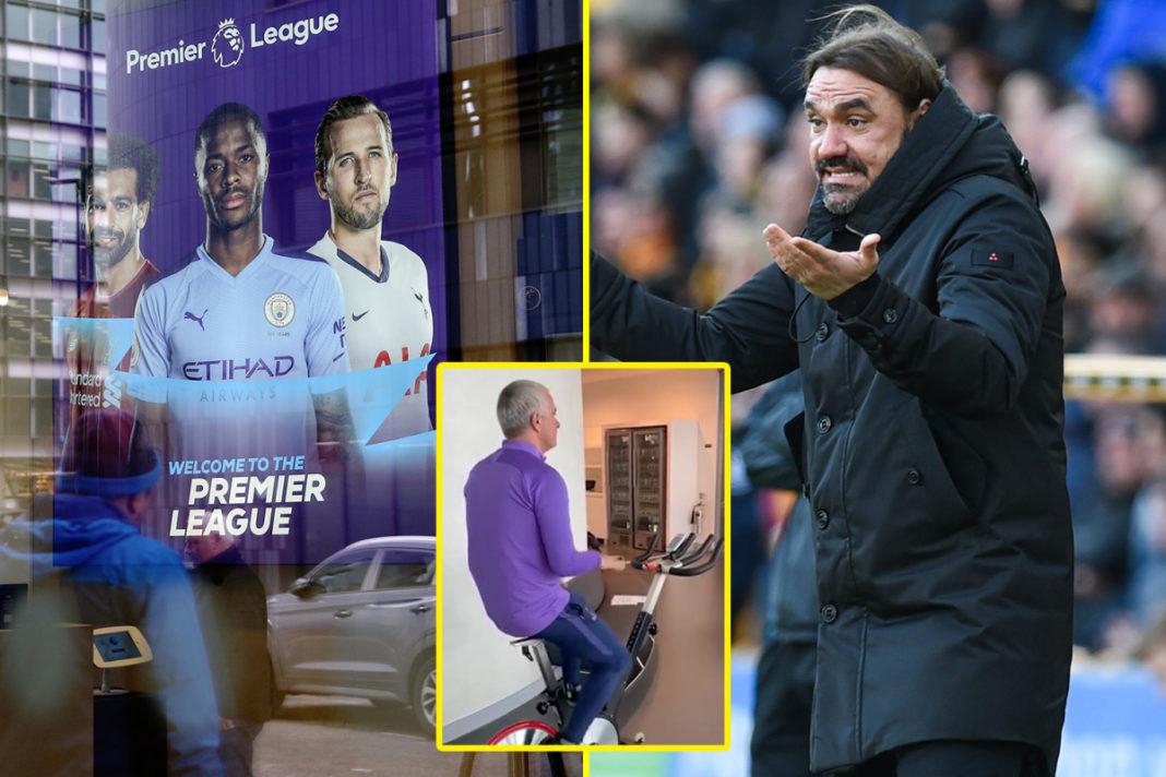 Noticias deportivas EN VIVO: Norwich promete £ 200k a organizaciones benéficas, aumenta la presión sobre los jugadores de la Premier League para que acepten recortes salariales, las estrellas del Tottenham se estrellaron