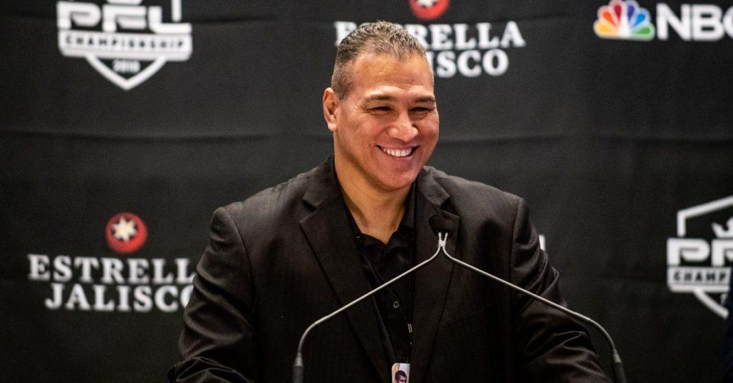 PFL corta varios luchadores después de la suspensión en la temporada 2020
