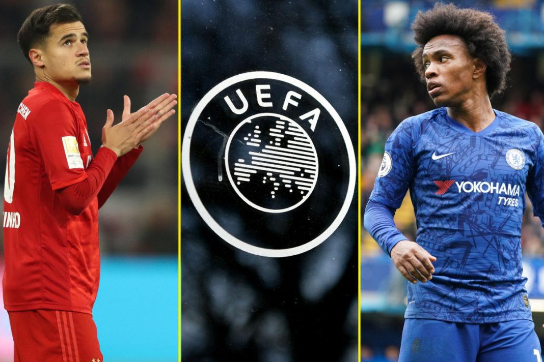 Premier League y noticias deportivas EN VIVO: Willian vinculado a Liverpool, Coutinho respaldó el movimiento del Chelsea, los lugares de la Champions League decidieron por mérito deportivo