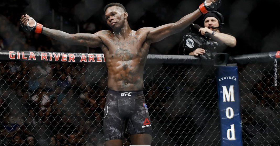 UFC Full Fight Video: Israel Adesaniya debuta en la victoria en Tseung Kwan O