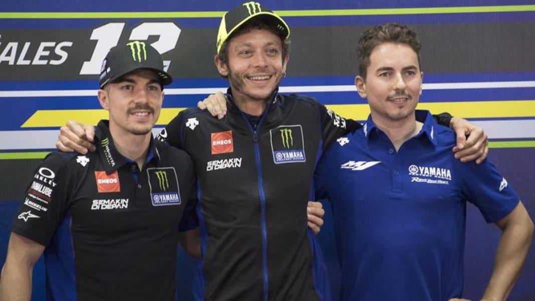 """Viñales: """"GP a puerta cerrada? Si no hay alternativa ... Rossi mi ídolo de niño"""