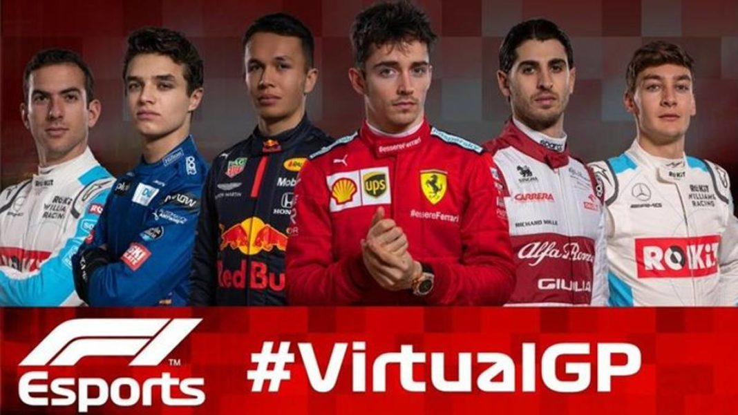 Virtual GP F.1: además de 6 controladores también hay Courtois -