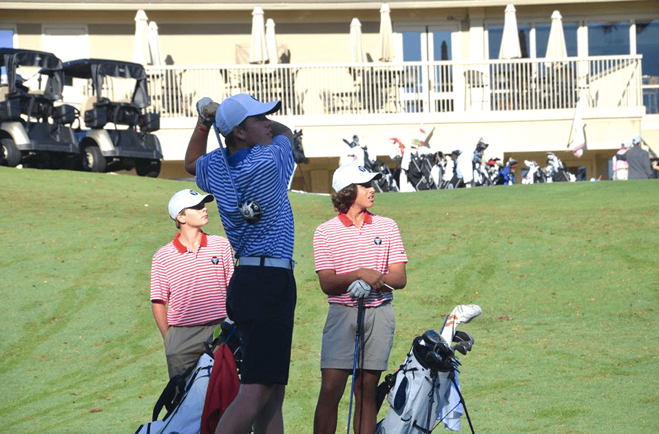 El reinicio de Junior Golf plantea preguntas