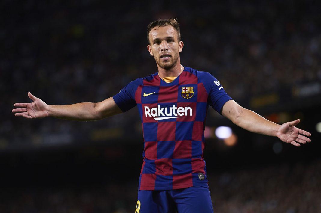 Barcelona debe priorizar mantener a Arthur a largo plazo