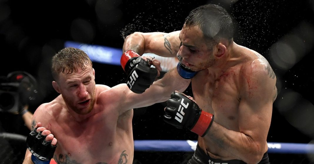 Bono UFC 249: Justin Gaethje gana el doble después de una victoria brutal