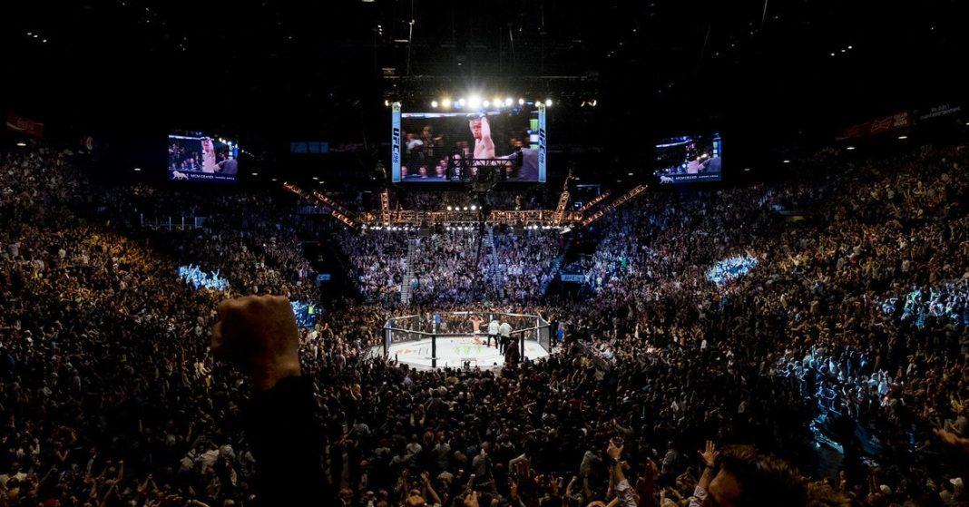 El correo electrónico de UFC PI confirma que COVID-19 ha sido probado en UFC 249