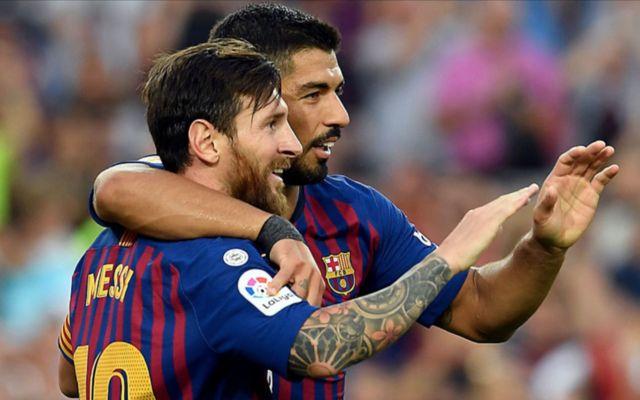 El lado sudamericano ve a Luis Suárez firmando como una 'posibilidad'