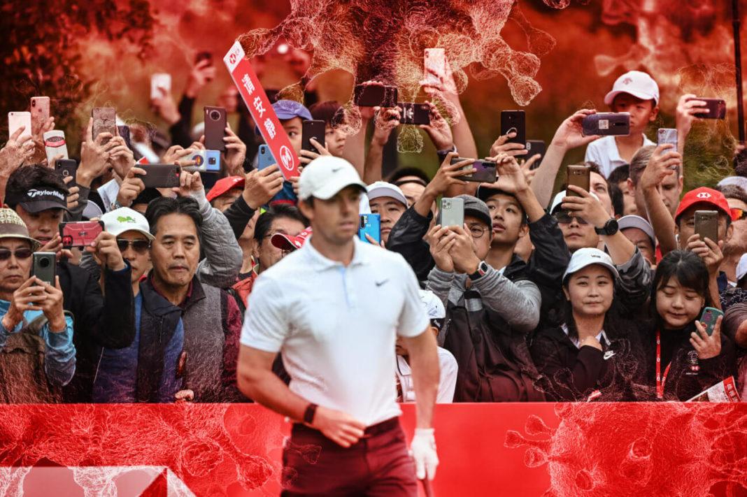 Es probable que la industria del golf reevalúe los negocios en China
