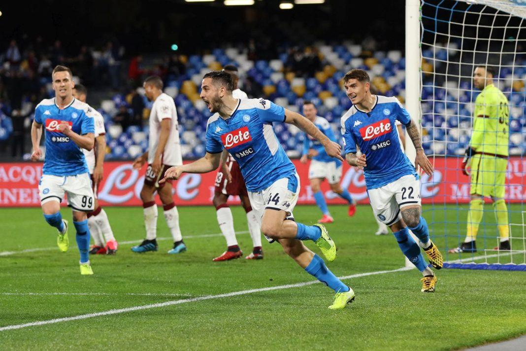Manolas, lesión de entrenamiento con Napoli: condiciones
