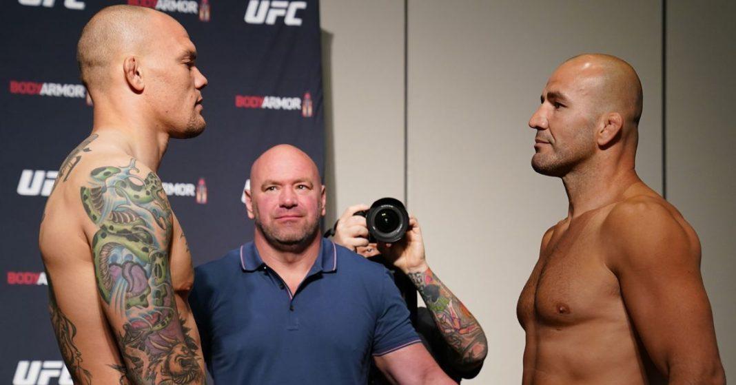 Resultado UFC Jacksonville: Smith vs.Teixeira