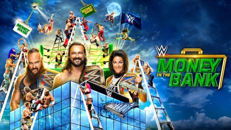 Resultados de American Wrestling Money In The Bank: informe en tiempo real