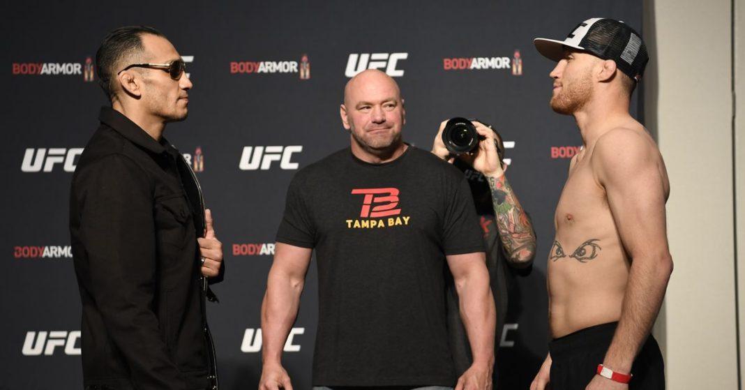 Resultados de UFC 249: Ferguson vs. Gaitsky