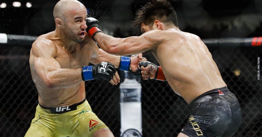 Video completo de UFC: Henry Cejudo y Marlon Moraes compiten por el cinturón más liviano