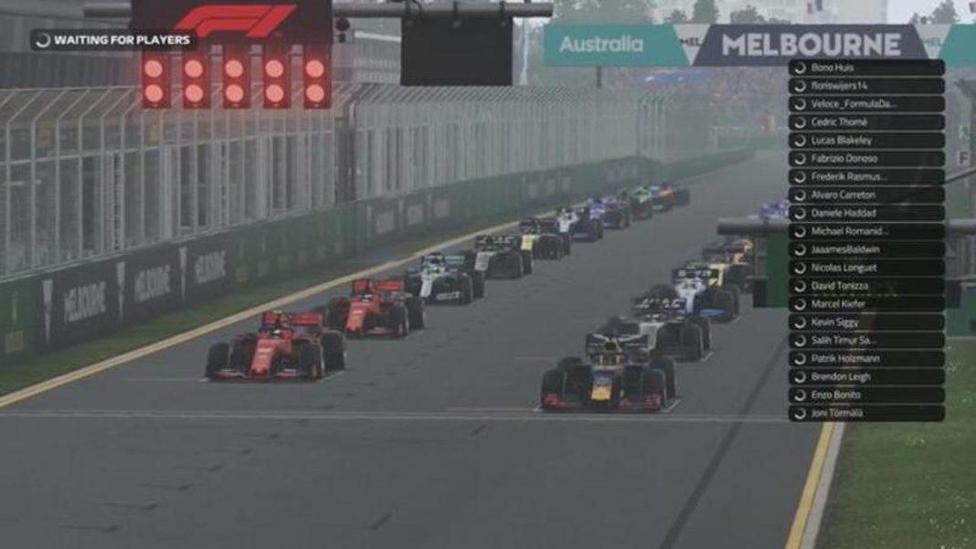 VirtualGP F.1: Romagnoli también desafiará a Leclerc en Interlagos -