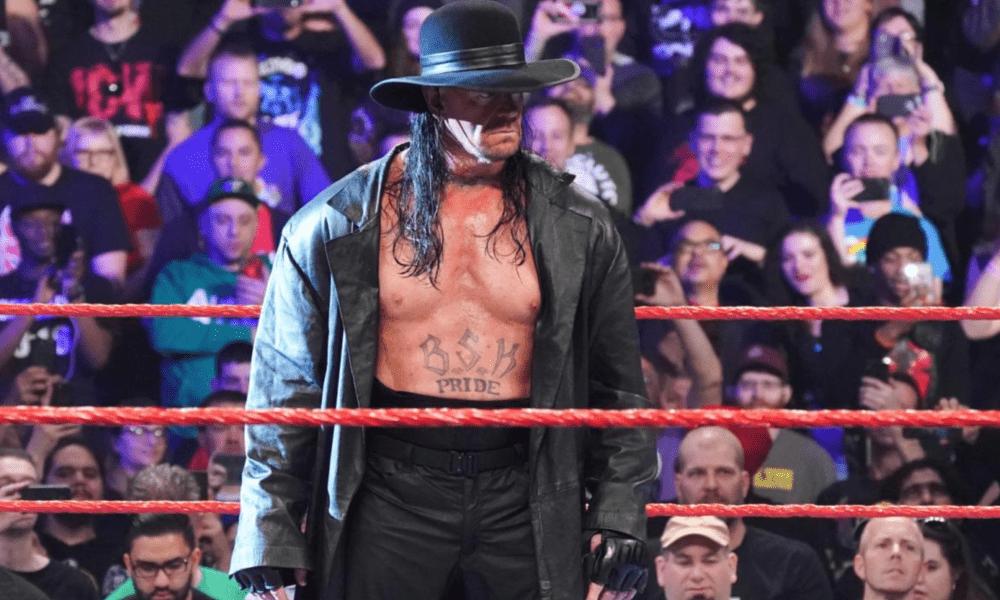 WWE organizará un juego para The Undertaker