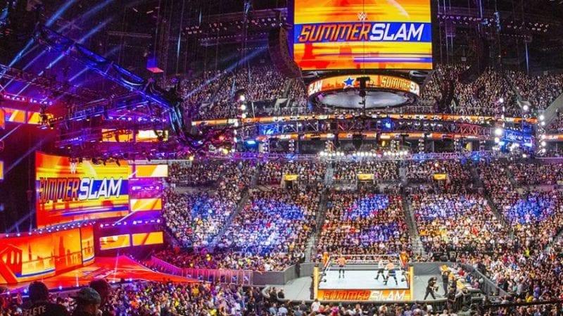 WWE puede tener que reubicar SummerSlam