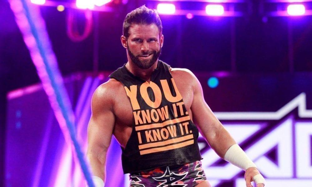 Zack Ryder / Matt Cardona dice que quiere luchar con Japón en el ECW Arena