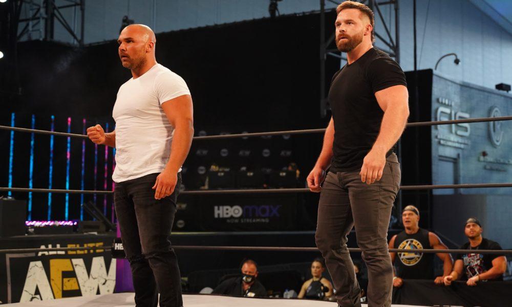 Cash Wheeler respondió a los fanáticos que piensan que FTR atacará a WWE en el departamento de explosivos de AEW