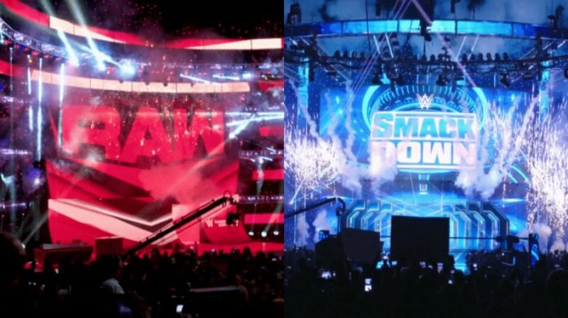 Dos estrellas de SmackDown aparecerán en WWE Monday Night Raw, anunciando múltiples etapas y eventos