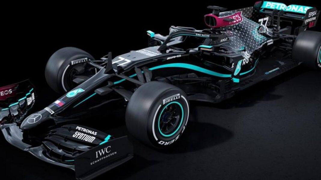 F1, el Mercedes 2020 tendrá una nueva librea: negra y antirracista