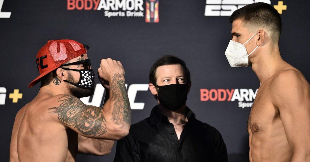 Video: UFC calificado en ESPN 12