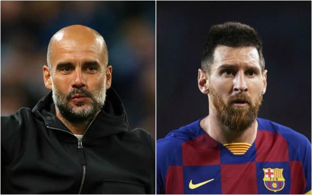 El grupo del Manchester City planea un contrato a largo plazo para Lionel Messi