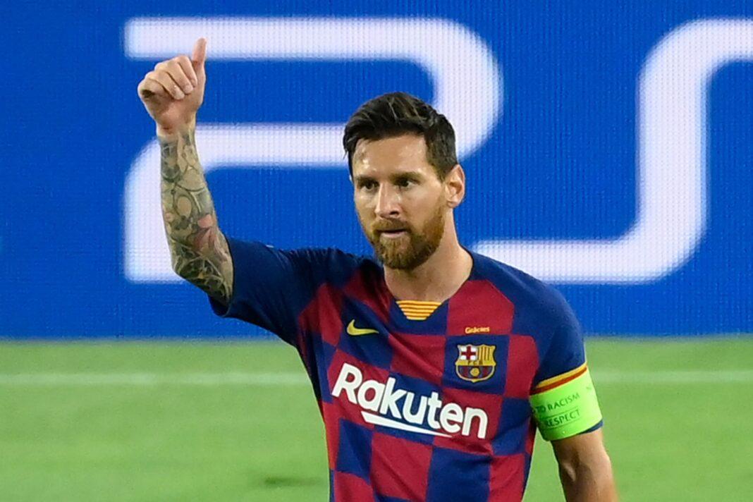 8 posibles lugares de aterrizaje si Messi deja el Barcelona