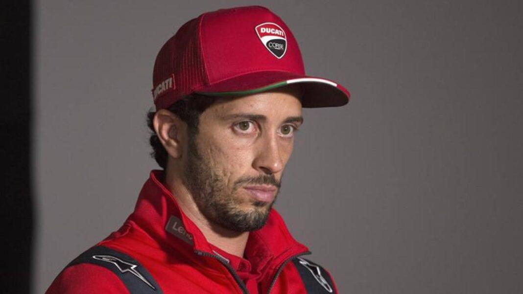 """Dovizioso: """"La carrera 1 es un desastre, por lo que no tiene sentido: suerte con la bandera roja"""""""