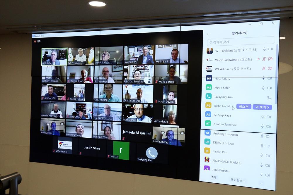 WT Virtual Extraordinary Council Meeting
