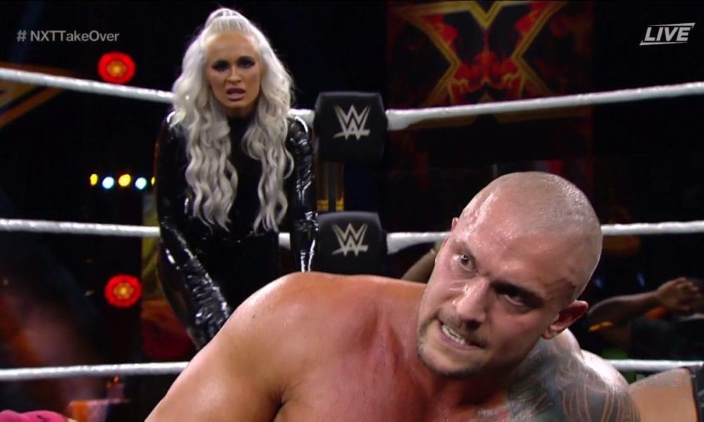 El campeón de WWE NXT Karrion Kross está lesionado y se someterá a un examen de resonancia magnética esta semana