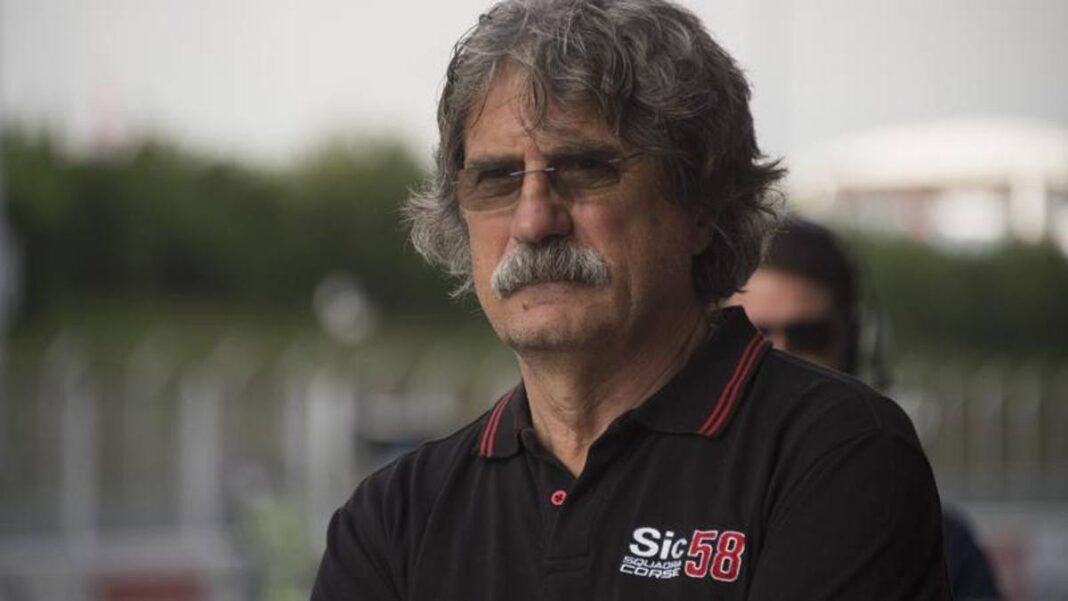 """El estallido de Simoncelli: """"Los intocables de la FIM contaminan nuestro deporte"""""""