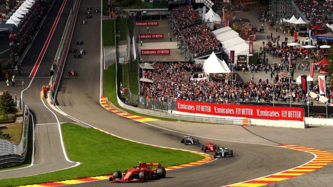 F1 GP de Bélgica en Spa: compuestos más suaves que en 2019