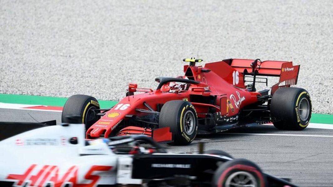 F1, GP de España: Hamilton ganó.  Leclerc obligado a retirarse